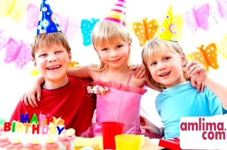Ігри для дітей на свято: як організувати вечірку