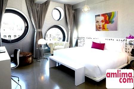 Інтер'єр спальні в сучасному стилі, або Інтер'єрна мода