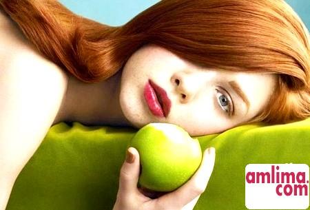 Яблучна дієта на 3 дні