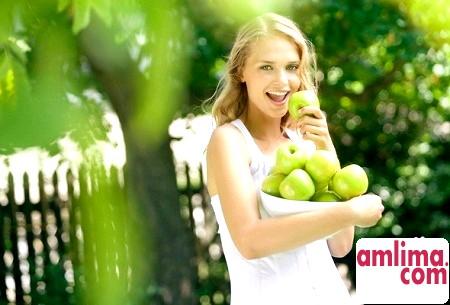 Яблучна дієта на 7 днів. Ваш шлях до краси!