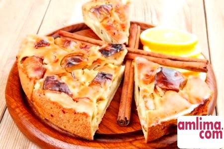 Яблучний пиріг: рецепт хорошої господині