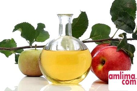 Яблучний оцет: лікування