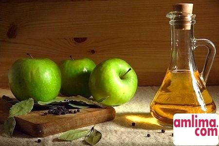 Яблучний оцет від целюліту - помічник проти апельсинової кірки!