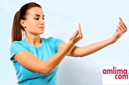 Вправи для лікування міопії