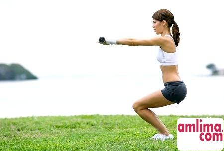 Ефективні вправи для ніг - запорука краси і здоров'я