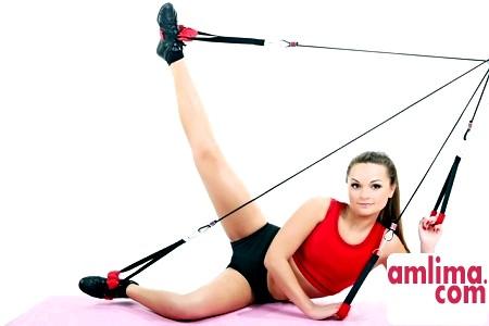 найефективніші вправи для ніг