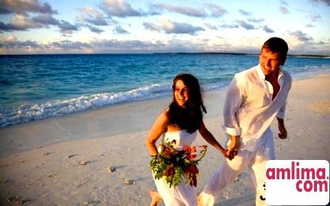 Екзотичне весілля