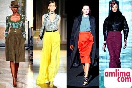 Спідниці 2015: модні фасон і новинки
