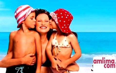 Якісна захист шкіри від сонячних променів