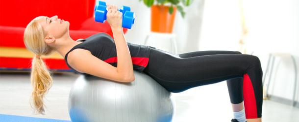Фото - фітнес для схуднення після пологів