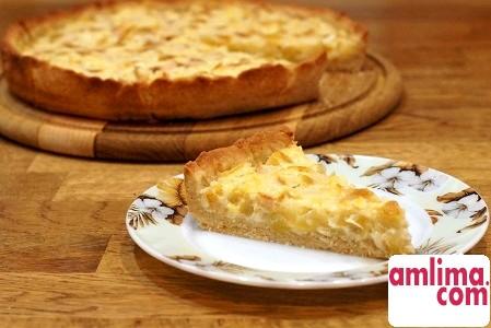 Як швидко приготувати смачний пиріг?