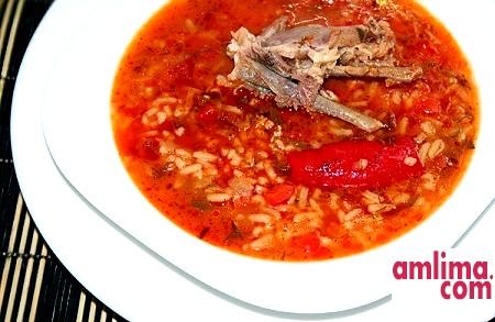 Як готувати справжній грузинський суп харчо?