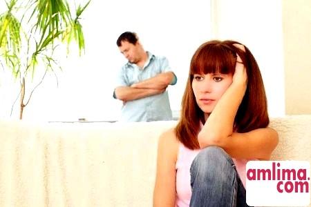 Як правильно сваритися з чоловіком