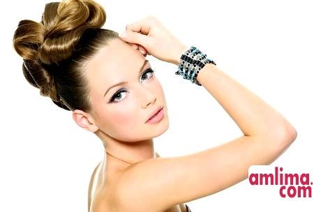 Як красиво укласти волосся - безліч варіантів