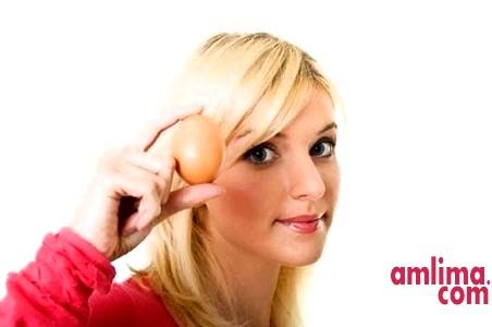 лікування жировика компресом із сирих яєць