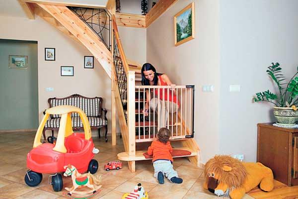 Фото - Як убезпечити будинок для дитини