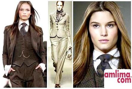 Мода для офісу. Що будемо носити взимку 2015?