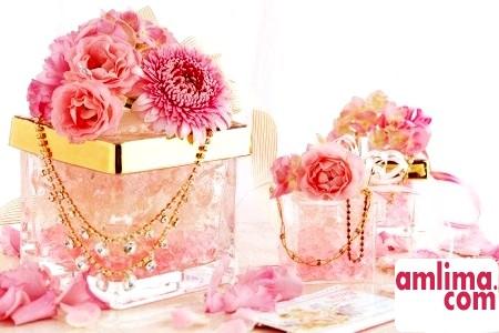 Як відсвяткувати рожеве весілля
