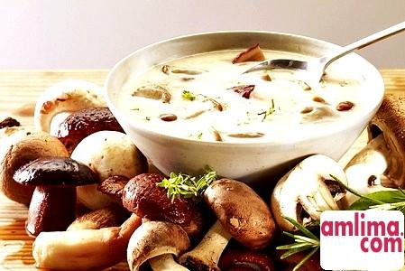 Як правильно приготувати смачний грибний суп