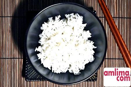 Як правильно варити розсипчастий рис?
