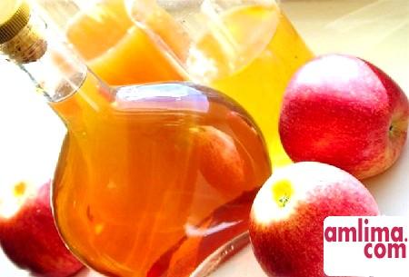 яблучний оцет рецепт приготування