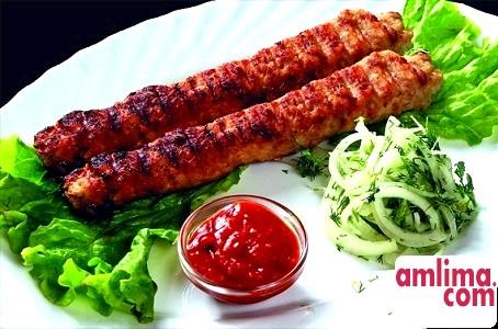 рецепт смачного люля кебаб