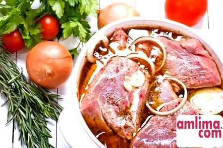 Як приготувати маринад для шашлику з баранини