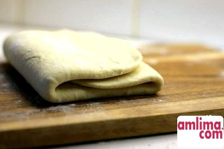 Як приготувати листкове тісто?