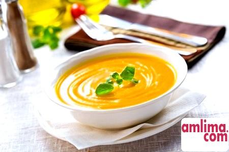 Як приготувати сонячний суп з гарбуза