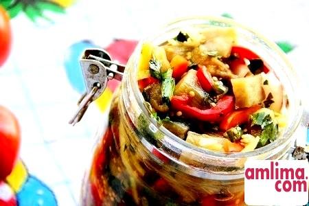 Як приготувати смачні мариновані баклажани