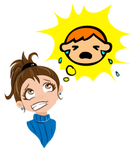 Як реагувати і боротися з примхами дитини