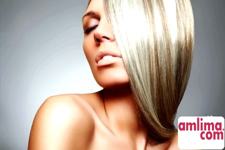 Як самостійно освітлити волосся?