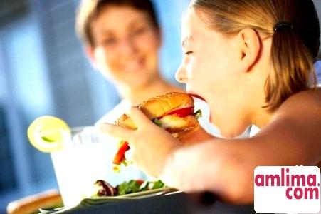 Як врятувати дитину від ожиріння