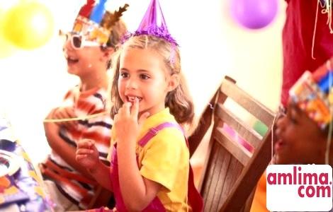 Як весело провести дитяче свято