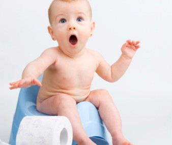 Як вибрати горщик для дитини?
