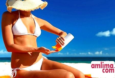 Як вибрати крем для засмаги на сонці