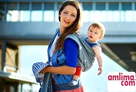 Як вибрати слінг: підказки молодим мамам