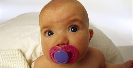 Як вибрати соску для новонародженої дитини?