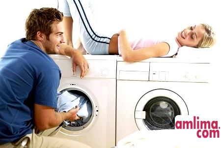Як вибрати пральну машину з вертикальним завантаженням