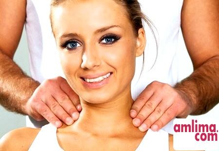 масаж при остеохондрозі