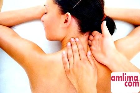 правильний масаж при болях у хребті