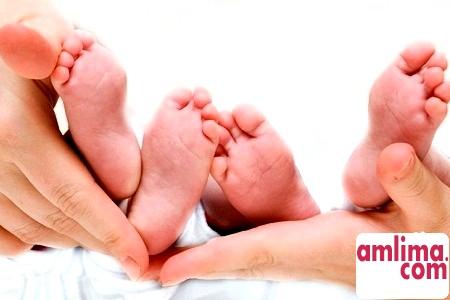 Як завагітніти двійнею?