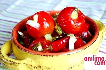 Як засолити помідори холодним способом? Старі і нові рецепти