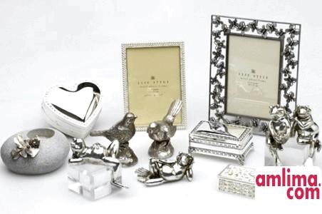 подарунки на срібне весілля