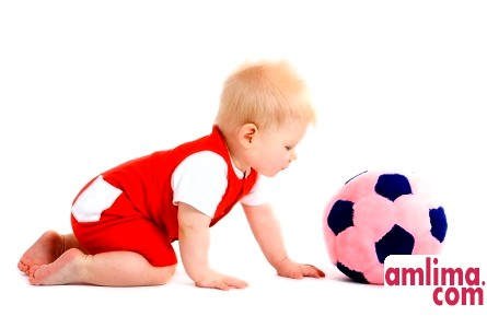 Календар розвитку дитини в семимісячному віці
