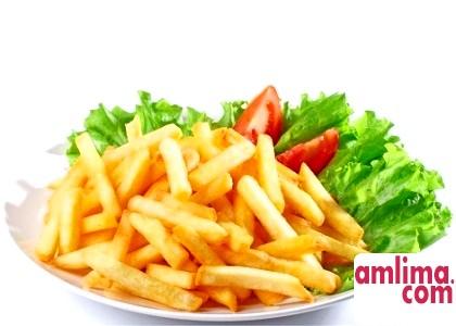 Картопля фрі в домашніх умовах - як приготувати?