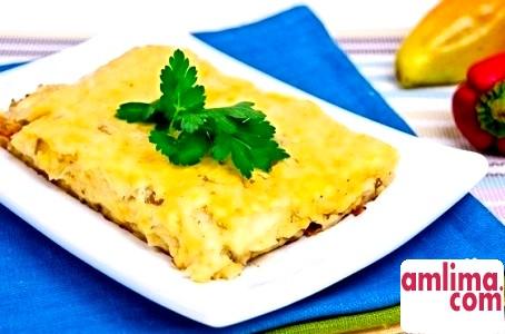Картопляна запіканка з сиром - такі різні рецепти