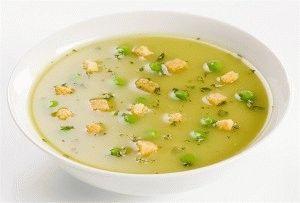Коли вводити гороховий суп в меню дитини