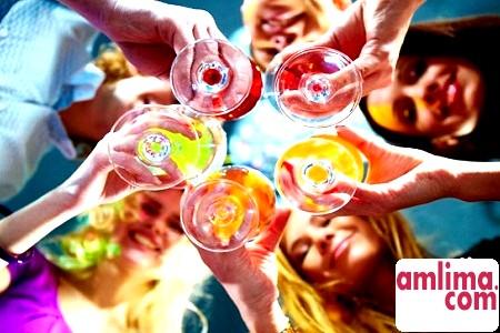 Коктейльна вечірка - свято, яке запам'ятається надовго