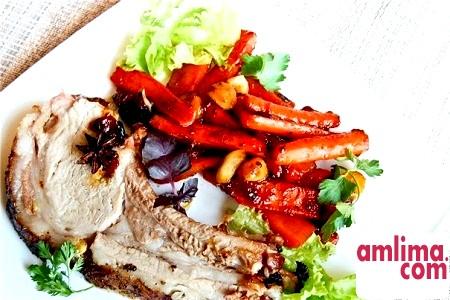 Корейка свиняча в духовці: незвичайний аромат і апетитна скориночка